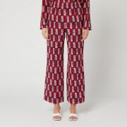 KENZO Women's Pyjamas Pant - Midnight Blue - UK 6/EU 36