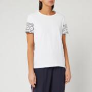 KENZO Women's Kenzo Sport Straight T-Shirt - White - XS