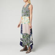 See By Chloé Women's Patch Maxi Dress - Multicolour - EU 34/UK 6