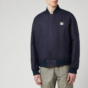 KENZO Men's Reversible Bomber Jacket - Midnight Blue - XS