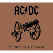 AC/DC - For Those About To Rock We Salute You LP