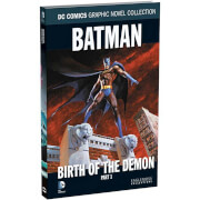 DC Comics Graphic Novel Collection - Batman: Birth of the Demon Part 1 - Volume 33