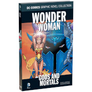 DC Comics Graphic Novel Collection - Wonder Woman: Gods and Mortals - Volume 50
