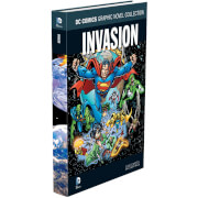 DC Comics Graphic Novel Collection - Invasion - Special Edition 10