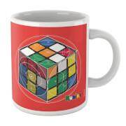 Rubik Scientific Equations Cube Mug Mug image
