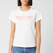Helmut Lang Women's Baby T-Shirt - Calcium - XS