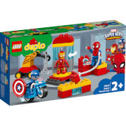 LEGO DUPLO Super Heroes: Super Heroes Lab (10921)