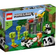 LEGO Minecraft: The Panda Nursery (21158)