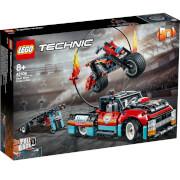 LEGO Technic: Stunt Show Truck & Bike (42106)