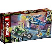 LEGO Ninjago: Jay and Lloyds Velocity Racers (71709)