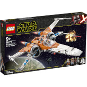 LEGO Star Wars: Poe Damerons X-wing Fighter Playset (75273)