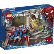 LEGO Super Heroes: Spider-Man vs. Doc Ock (76148)