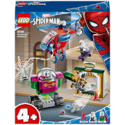 LEGO 4+ Marvel Spider Man The Menace Of Mysterio Set (76149)