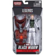 Hasbro Marvel Black Widow Legends Series Yelena Belova Action Figure