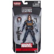 Hasbro Marvel Black Widow Legends Series Winter Soldier Action Figure
