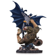 DC Collectibles DC Comics Batman Vs Killer Croc Mini Battle Statue