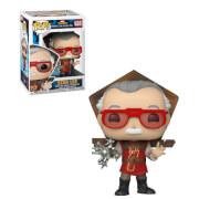 Figurine Pop! Stan Lee En Tenue Ragnarok