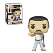 Figurine Pop! Rocks Freddie Mercury 1985 - Queen