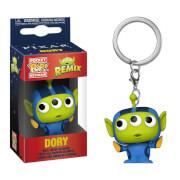 Disney Pixar Alien as Dory Pop! Keychain