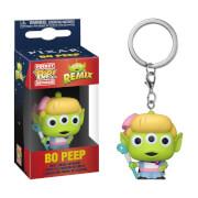 Disney Pixar Alien as Bo Peep Pop! Keychain