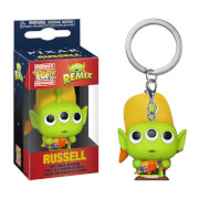 Disney Pixar Alien as Russell Pop! Keychain
