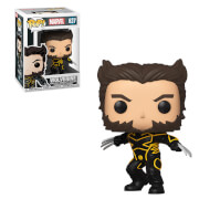Marvel X-Men 20th Wolverine In Jacket Pop! Vinyl Figure