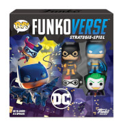 Funkoverse DC Comics 100 Base Set (German)