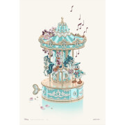Disney's Donald Duck Music Box by George Caltsoudas Limited Edition Giclee Print