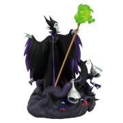 Diamond Select Kingdom Hearts 3 Gallery Maleficent PVC Statue - Gamestop Exclusive