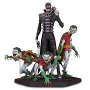 DC Collectibles Dark Nights Metal Batman Who Laughs & Robins DLX Statue