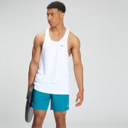 MP Men's Essentials Training Stringer Vest - White