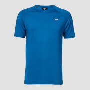 Camiseta Essentials Training para hombre de MP  - Azul piloto