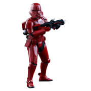 Figurine Articulée Sith Jet Trooper (à l'échelle 1/6) Star Wars Episode IX Movie Masterpiece 31cm - Hot Toys