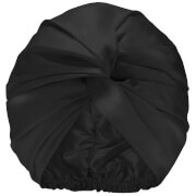 Slip Pure Silk Turban - Black фото