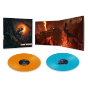 Laced Records Shadow Of The Tomb Raider (Original Soundtrack) 2x Colour LP