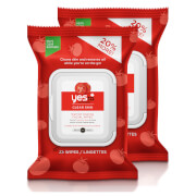 Купить Yes to Tomatoes Clear Skin Blemish Clearing Facial Wipes (Pack of 2)