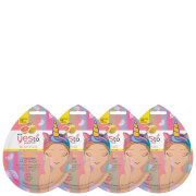 Купить Yes to Grapefruit Vitamin C Glow Boosting Mud Single Use Mask (Pack of 4)