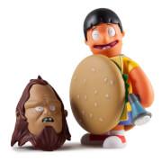 Kidrobot Bob's Burgers Beefsquatch Vinyl Figure