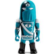 Kidrobot Transformers vs. G.I. Joe Cobra Commander Vinyl Figure