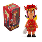 Kidrobot Bob's Burgers Louise Dragon with Girl Tattoo 3 Inch Figure