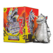 Kidrobot Godzilla Mechagodzilla Battle Ready 8 Inch Vinyl Figure
