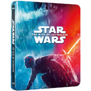 Exclusivité Zavvi : Steelbook Star Wars: L'Ascension de Skywalker - 3D (Blu-ray 2D Inclus)