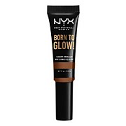 nyx professional makeup born to glow radiant concealer (various shades) - cappucino