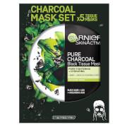 Garnier SkinActive Charcoal and Algae Hydrating Sheet Mask