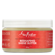 shea moisture red palm oil & cocoa butter shine butter 106g