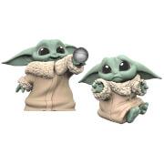 "Hasbro Star Wars: The Mandalorian Baby Bounties ""Hold Me and Ball"" Mini Figures"