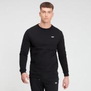 MP Essentials férfi pulóver - Fekete