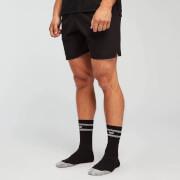 Chaussettes de tennis réfléchissantes MP – Noir - UK 9-12