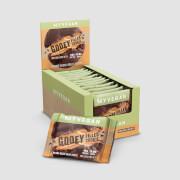 Cookie végane fourré aux protéines - 12 x 75g - Double Chocolate & Peanut Butter
