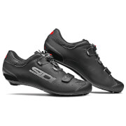 Sidi Sixty Road Shoes - Black/Black - EU 44